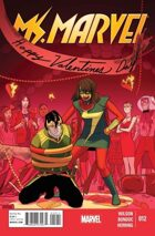Secret Identity Podcast Issue #650--Ms. Marvel and Gail Simone