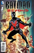 Secret Identity Podcast Issue #669--Batman Beyond and Enrica Jang