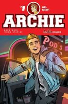 Secret Identity Podcast Issue #676--Archie and Secret Wars