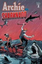 Secret Identity Podcast Issue #678--Archie vs. Sharknado