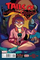 Secret Identity Podcast Issue #679--Unbeatable Squirrel Girl