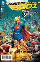 Secret Identity Podcast Issue #680--Justice League 3001 and Star Wars