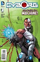 Secret Identity Podcast Issue #681--Cyborg and Spider-Woman