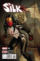 Secret Identity Podcast Issue #683--Silk and Scott Ian
