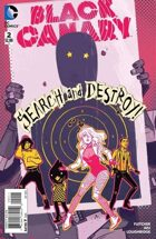 Secret Identity Podcast Issue #684--Black Canary and Archie