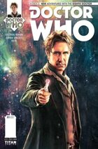 Secret Identity Podcast Issue #696--Doctor Who and Trancers