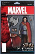 Secret Identity Podcast Issue #697--Inhumans and Doctor Strange