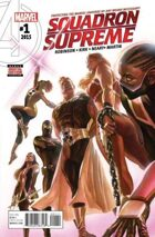 Secret Identity Podcast Issue #703--The Force Awakens and Squadron Supreme