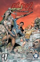 Secret Identity Podcast Issue #707--Evil Dead 2 and Frank Hannah