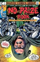Secret Identity Podcast Issue #708--The Official Marvel No-Prize Book