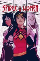 Secret Identity Podcast Issue #723--Spider-Women and C-3PO