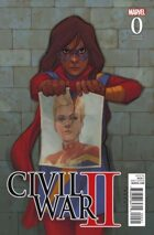 Secret Identity Podcast Issue #728--Civil War II and Weird Detective