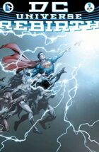 Secret Identity Podcast Issue #730--DC Rebirth
