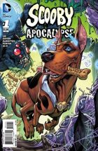 Secret Identity Podcast Issue #731--Scooby Apocalypse and Captain America