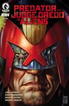 Secret Identity Podcast Issue #736--Judge Dredd and Mockingbird