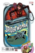 Secret Identity Podcast Issue #739--Spider-Woman and Flintstones