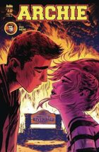 Secret Identity Podcast Issue #742--Archie and Veronica Fish