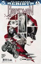 Secret Identity Podcast Issue #771--Batwoman and The Old Guard