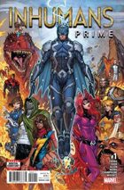 Secret Identity Podcast Issue #772--Inhumans Prime and Extermination