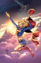 Secret Identity Podcast Issue #208--Sterling Gates Talks Supergirl