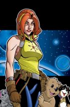 Secret Identity Podcast Issue #244--Kelly Yates Talks Amber Atoms