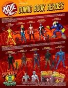 Secret Identity Podcast Issue #304--McFarlane Toys and Shocker Toys
