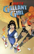 Secret Identity Podcast Issue #308--Valley of the Dinosaurs and I Hate Gallant Girl