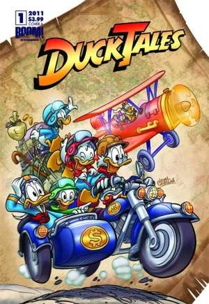DUCKTALES THE SECRET CITY UNDER THE SEA LITTLE GOLDEN BOOK #102-64