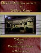 The Perilous Secrets of Wilford Manor