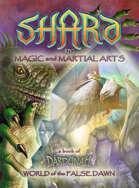 SHARD RPG Magic and Martial Arts PDF Set