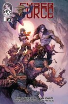 Cyberforce Vol 4 #3