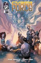 Cyberforce Vol 4 #7