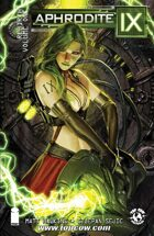 Aphrodite IX Rebirth Volume 1