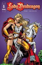 Lady Pendragon V2 #0