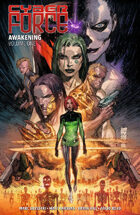 Cyber Force (2018) Volume 1: Awakening