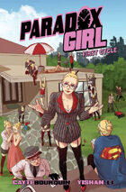 Paradox Girl Volume 1: First Cycle