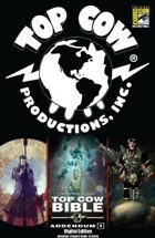Top Cow Bible Addendum 1