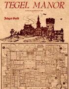 Tegel Manor - Judges Map (1977)