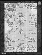 Wilderlands of High Fantasy - Map Pack