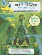 Legendary Duck Tower and Other Tales (1980 Runequest)