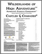 Castles & Crusades: Aendryth's Eldritch Compendium