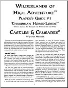 Wilderlands of High Adventure Player's Guide #1: Tharbrian Horse-Lords