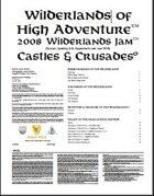 Wilderlands of High Adventure: 2008 Wilderlands Jam