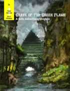 I1 Grave of the Green Flame