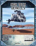 High Tech Vehicles (OSR)
