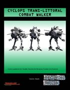 Cyclops Combat Walker