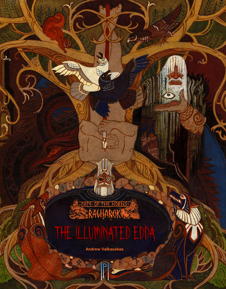 The Illuminated Edda