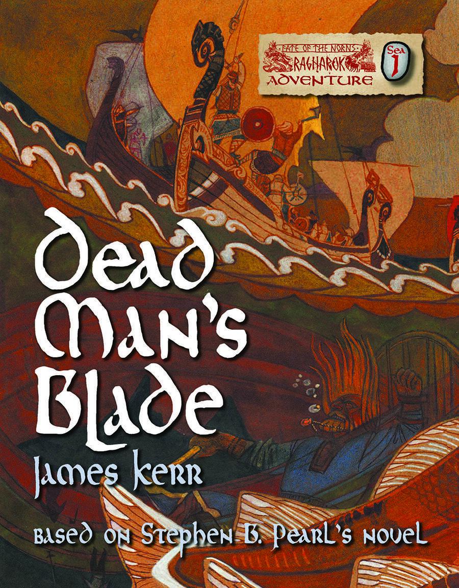 Dead Man's Blade - Pendelhaven | DriveThruRPG com