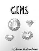 All the Treasures of the World: GEMS
