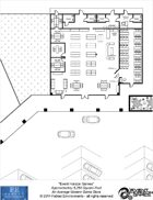 Modern Floorplans: An Average Modern Game Store